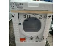 NEW Hotpoint H2D71WUK B Rated 7Kg Condenser Tumble Dryer White 1 year warranty and 10 year parts