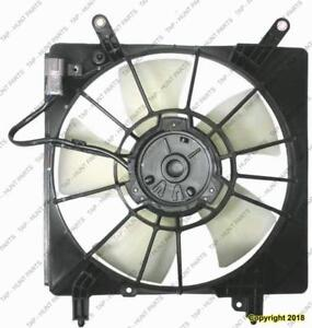 Radiator Fan Assembly Automatic Transmission Ac3115103 Acura RSX 2002-2006