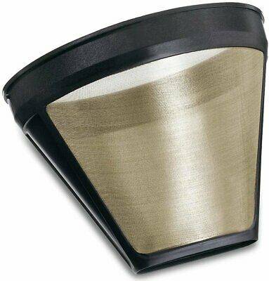 Cuisinart Gold Tone Coffee Filter f/ DCC1200 Coffee Maker Cuisinart Gold Tone Coffee Filter