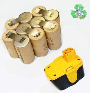 Exchange pack for Original Ryobi Battery 12 V BPH-1215/1217 with 1,5 Ah