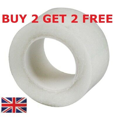 WHITE WONDER WEB IRON ON HEMMING TAPE ROLL BUY 2 GET 2 FREE  SHORTENING HEM UP