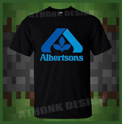 New Albertsons   Grocery Store T Shirt Albertsons Food Store T Shirt