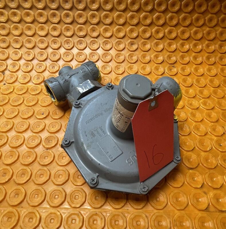 Natural Gas Regulator, Sensus 143-80 Series
