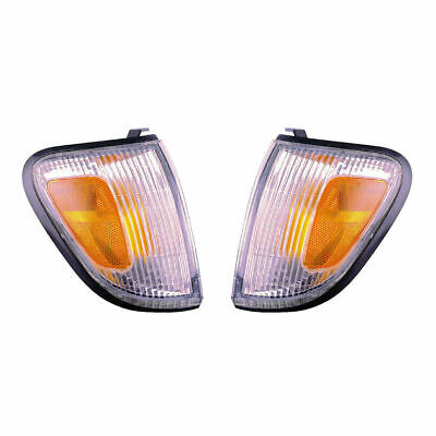 FIT FOR 1998 1999 2000 TOYOTA TACOMA 4WD W/PRE CORNER LIGHT RIGHT & LEFT ()