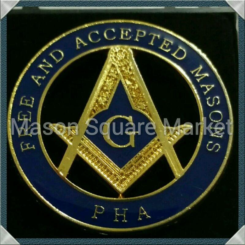 Freemason Masonic Prince Hall Affiliated PHA