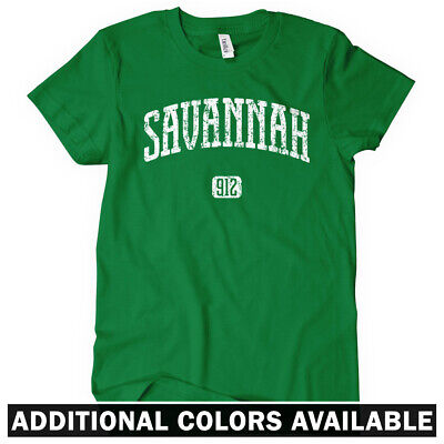 Savannah State University Tigers (Savannah 912 Georgia Women's T-shirt S-2X - Gift Lady Tigers State University GA)