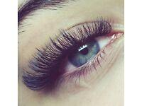Semi Permanent Eyelash Extensions