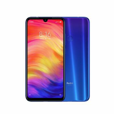 Xiaomi Redmi Note 7 4GB RAM 64GB ROM BLU Snapdragon 660 Octa Core 48MP BANDA 20