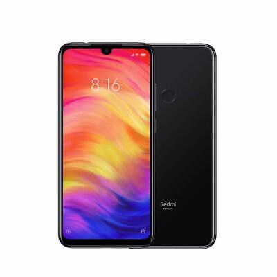 Smartphone Xiaomi Redmi Note 7 4GB RAM 64GB ROM Nero Cellulare Snapdragon 660