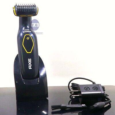 Philips Norelco Axe Body Groomer Bodygroom Foil Trimmer Wet Or Dry XA2029 / 42 ()