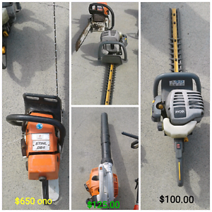 Commercial Lawn Care EQUIPMENT - For Sale Beresfield Newcastle Area Preview