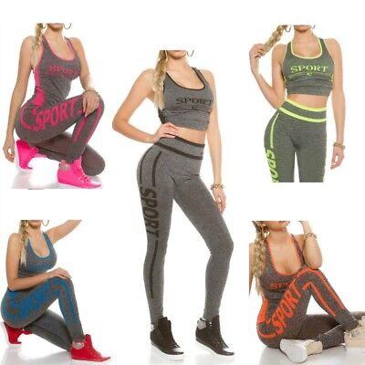 Femmes Vêtements de Sport Yoga Séance D