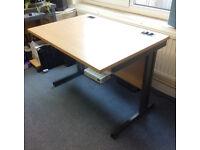 Full size office desk