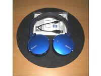 Sony MDR-XB650BT Wireless Bluetooth Headphones XBass2 Extra Bass 2