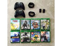 Xbox one Bundle With games + Extras!!