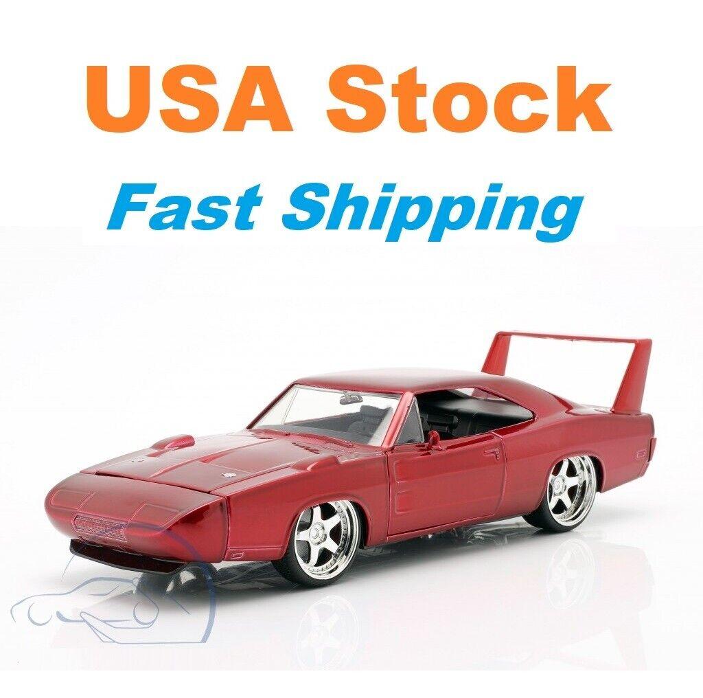 Ausgabe 5 Maßstab 1:8 Dodge Charger R//T Fast  /& Furious unbenutzt