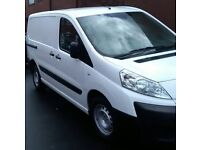 10 plate Peugeot expert 1.6 hdi may take px 11 months mot very good condition in and out drives nice