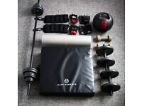 Home Gym Equipment Bundle