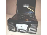 Reproduction Record Player - Steepleton