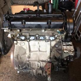 Ford Fiesta 1.2 engine