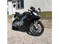 Aprilia RS4 50 2-stroke 50cc moped motorbike