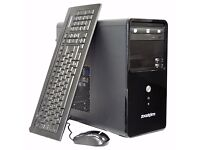 Zoostorm 7877-1031 PC (Intel Core i3-3240 3.40GHz, 4GB DDR3, 500GB SATA HDD, DVDRW, Windows 8.1