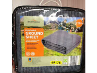 Breathable Groundsheet / Carpet for Awnings & Tents
