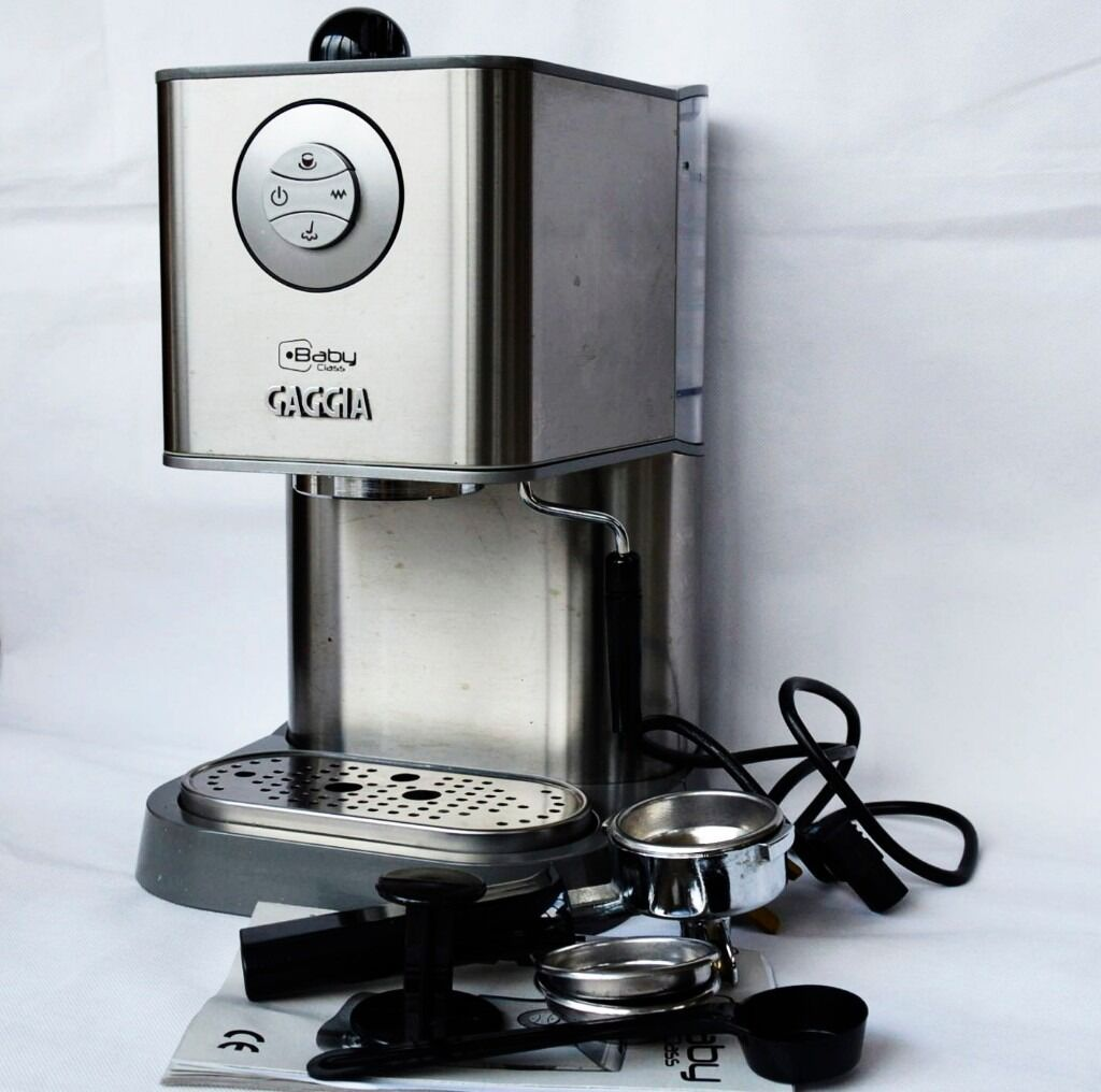 GAGGIA BABY CLASS COFFEE/ ESPRESSO MACHINE | in Lane End ...