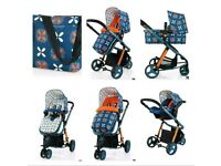 Cossatto Giggle 2 Travel System/pram