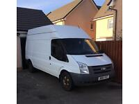 2011 ford transit 350 lwb high top