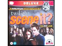 Twilight 'Scene It' DVD Board Game (unused)