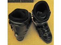 Ski Boots, Black Size 12, Salto Rossignol