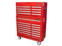 BOXO 42' tool chest and top box
