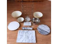 Kitchen accessories for sale from clean, smoke & pet free home