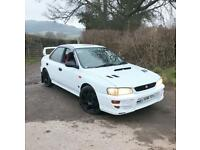 1999 Subaru Impreza WRX Type-RA STI Version 5 Turbo 64k miles fresh import, MOT'd