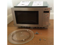 NEFF H56W20N0GB MICROWAVE BUILT IN WITH SURROUND COVER STRIP. STAINLESS STEEL. SPARE PARTS