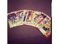 Arsenal FC 1988/89 home match programmes
