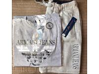 Shorts and t shirt or polo sets