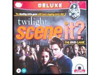 Twilight 'Scene It' DVD Board Game (new)