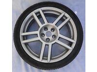 """SEAT Leon Cupra R Mk1 LCR Ronal Wheels - *Including Spare Wheel* 5x100 18"""""""