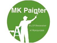 Milton Keynes painter & decorator