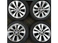 "##CHEAP## 16"" Genuine VW alloys fair condition good tyres."