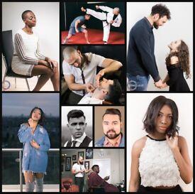 Professional Flash Photographer - Portraits Fashion Art Family Travel Wedding Corporate