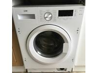 Logik 8Kg Integrated Washing Machine 6 months Old
