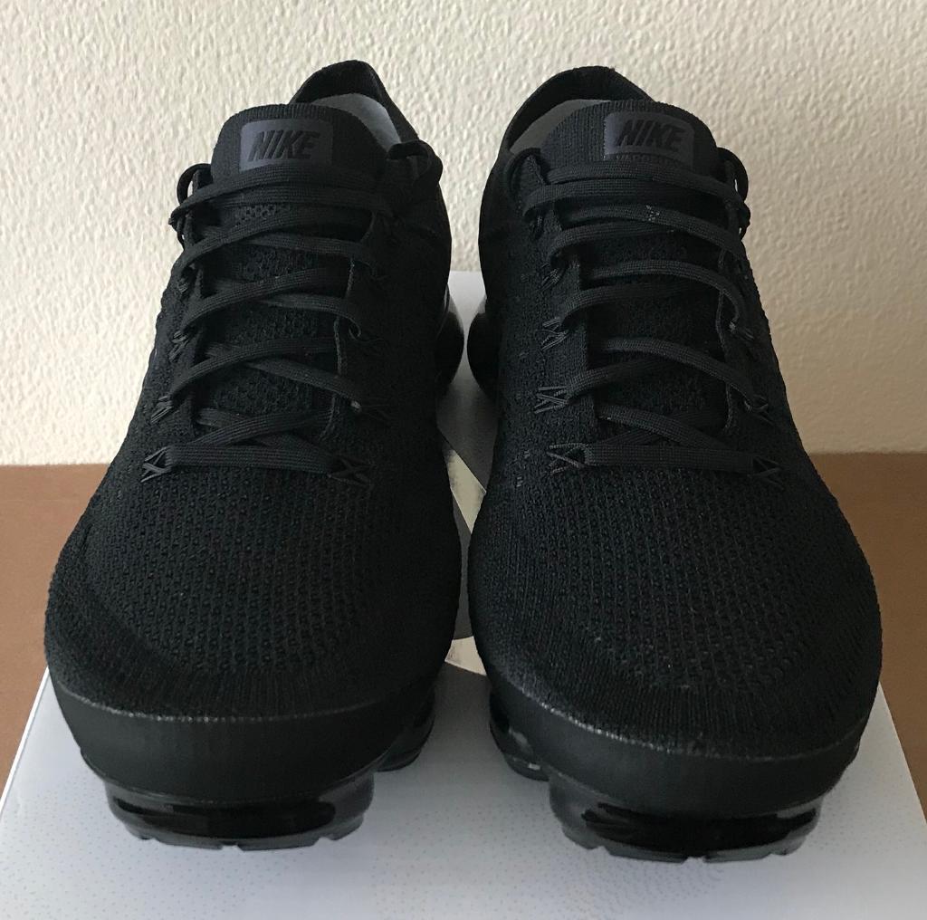 sale retailer beb3a 4c350 Nike Air Vapormax Flyknit 2.0 'Triple Noir' UK 10 - 849558 011 | in South  East London, London | Gumtree