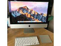 Apple iMac 21.5-inch Computer 2.9 GHz Intel Core i5 Upgraded to 16GB RAM and 1TB Samsung EVO SSD