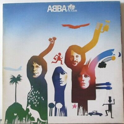 ABBA - The Album ~ VINYL LP