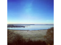 Poole Harbour Views - stunning fully furnished one-bed apartment - two month let Feb & March