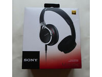 Brand new Sony MDR-10RC stereo headphones for sale