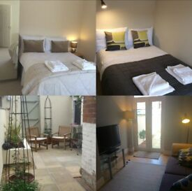Short Terms Lets. Minimum 2 Nights, 2 Rooms. From £28 p/nt